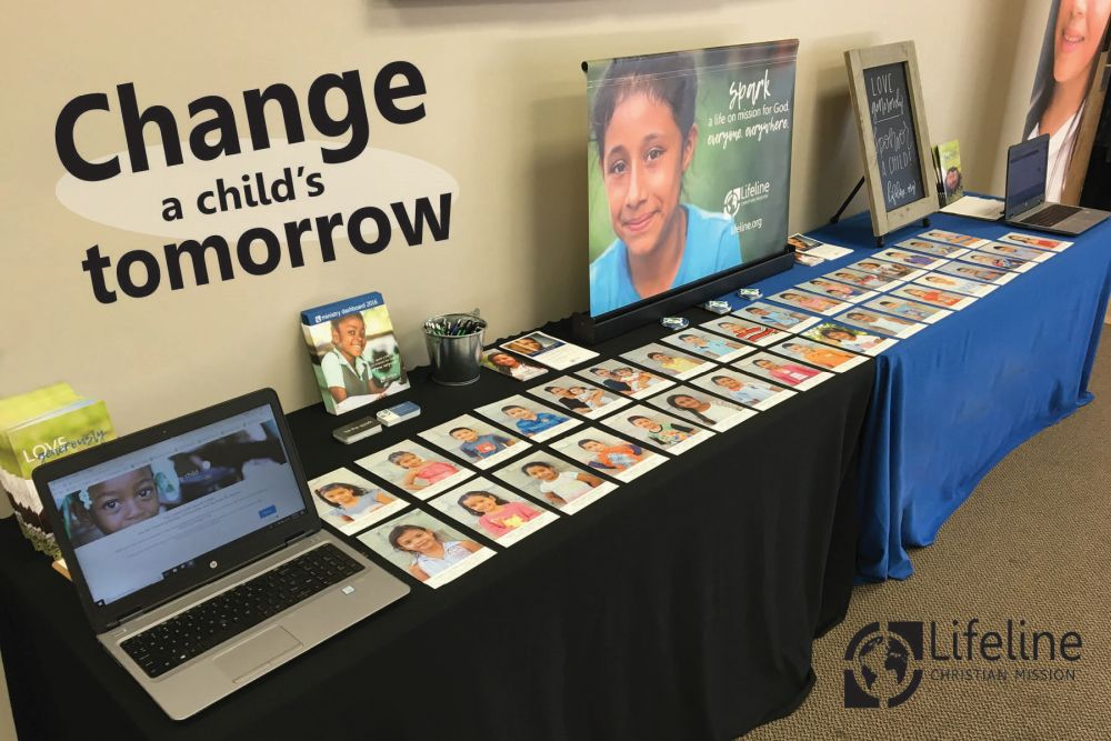 Change a child's tomorrow