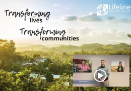 Transforming Lives, Transforming Communities