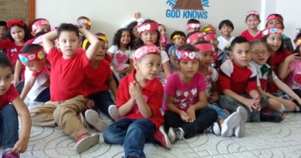 Preschool Class Class at Tegucigalpa Christian School